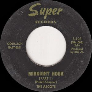 ASCOTS MIDNIGHT HOUR