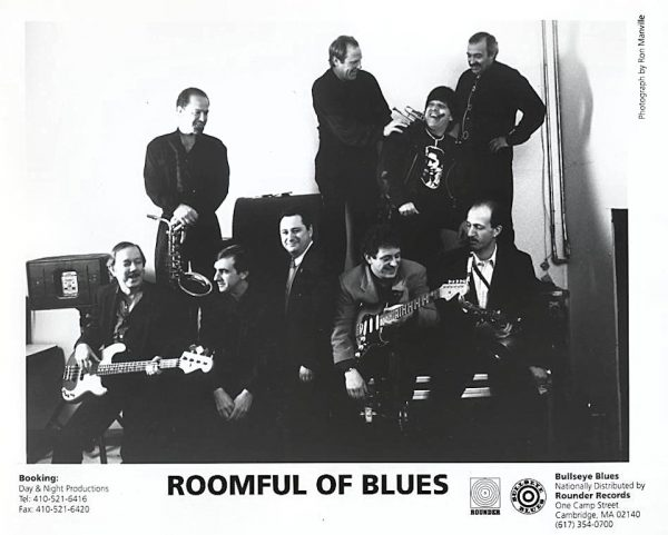 ROOMFUL BULLSEYE BLUES 8X10PROMO