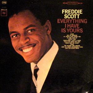 Freddie Scott Net Worth