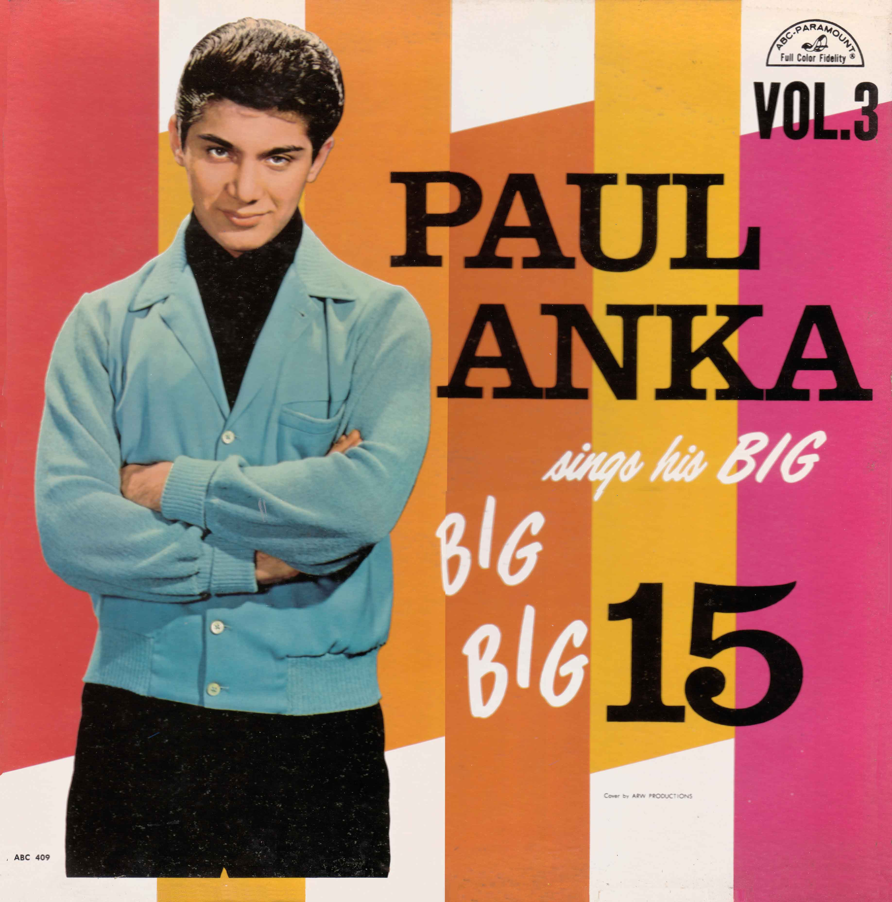 paul anka you are my destiny