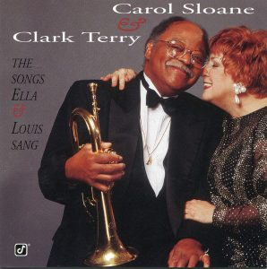 4. CAROL SLOANE CLARK TERRY CD