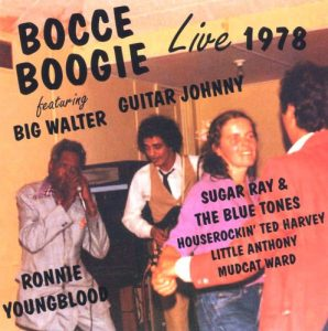 BIG WALTER BOCCE BOOGIE