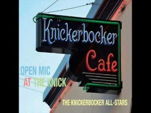 KNICKERBOCKER ALL STARS OPEN MIC