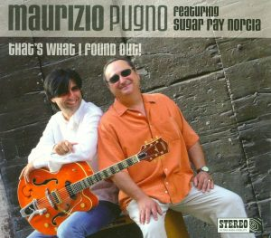 MAURIZIO PUGNO THAT'S WHAT I FOUND OUT