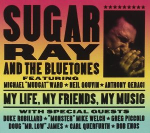 SUGAR RAY MY LIFE MY FRIENDS